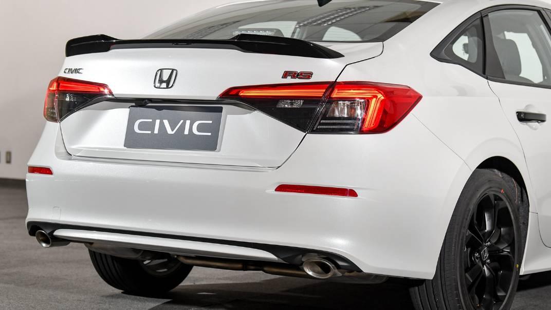 2022 Honda Civic Upcoming Version Exterior 032