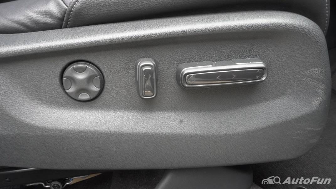 2021 Honda CR-V 1.5L Turbo Prestige Interior 006