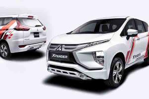 Dibandrol Sampai Rp390 Jutaan, Mitsubishi Xpander Limited Edition di Vietnam Dapat Apa Aja?
