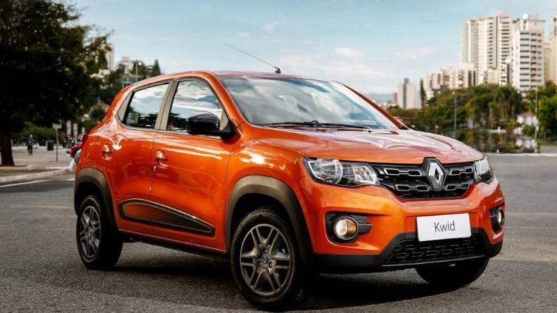 Renault Kwid 2020: SUV Eropa Harga Asia 02