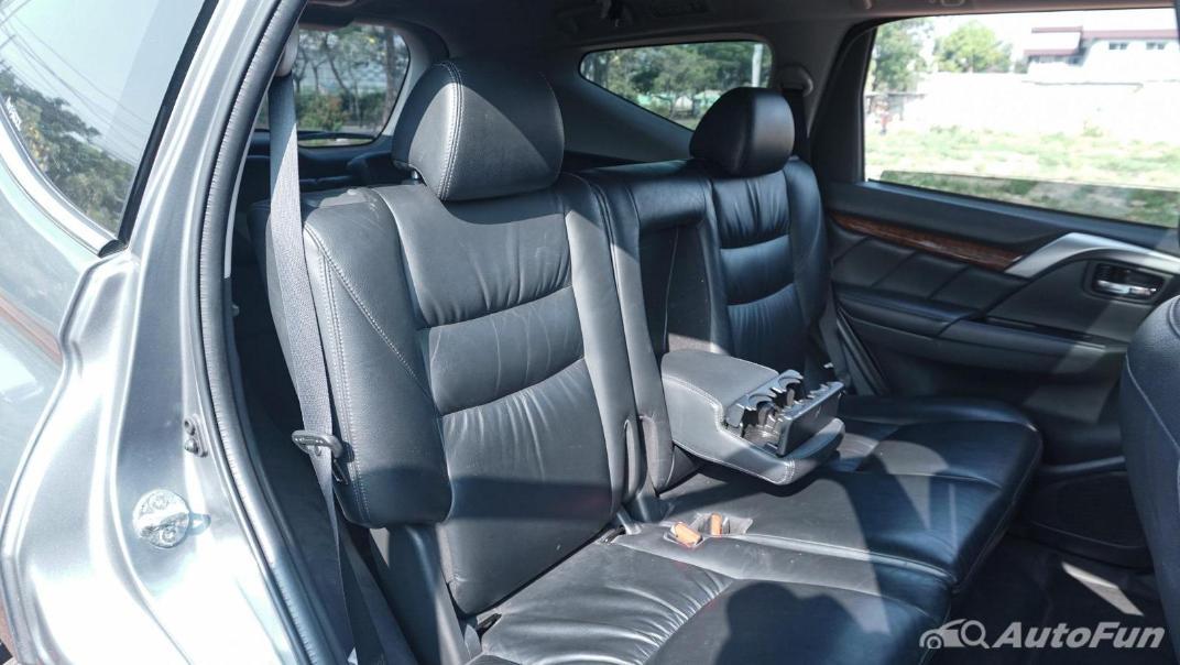 Mitsubishi Pajero Sport Dakar 4x4 AT Interior 062