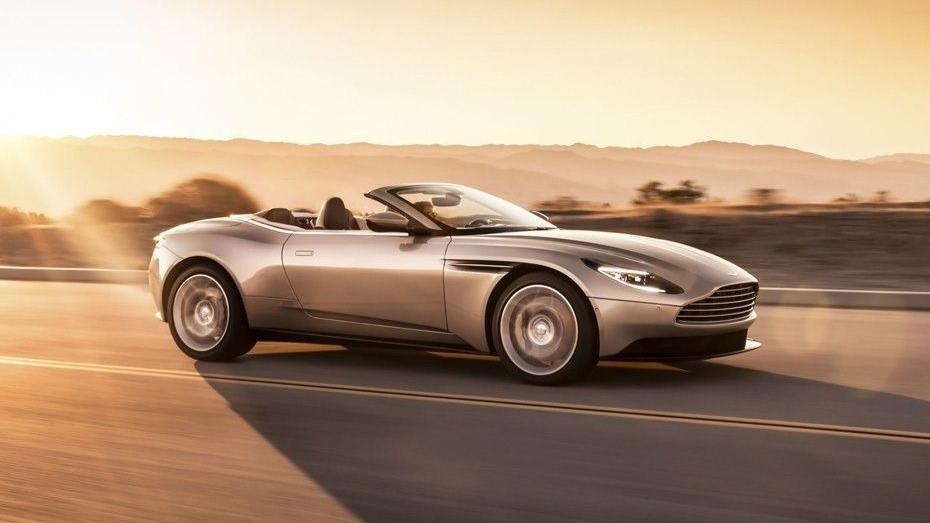 Aston Martin DB11 2019 Exterior 005