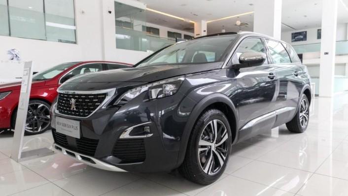 Peugeot 5008 2019 Exterior 001