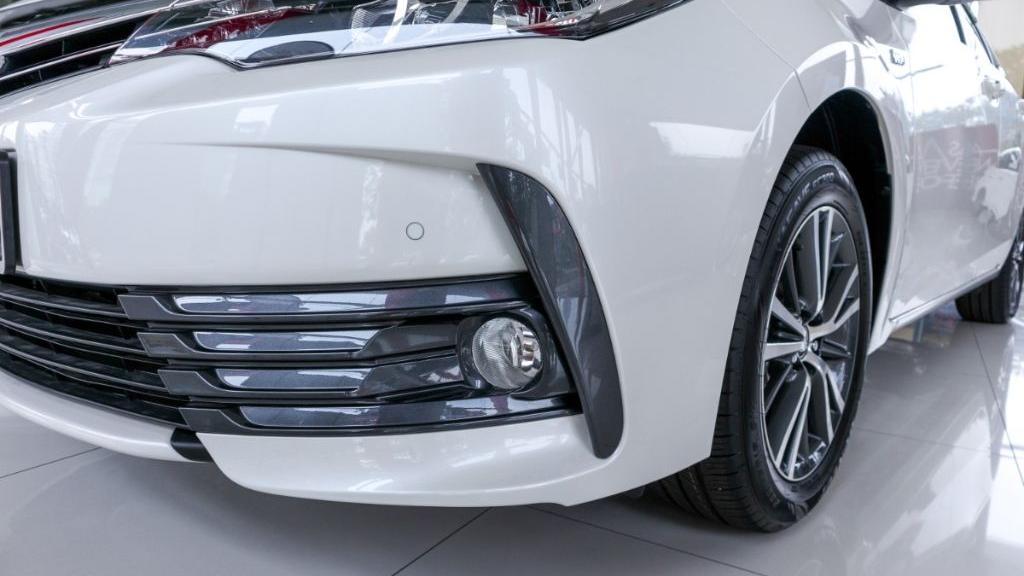 Toyota Corolla Altis 2019 Exterior 039