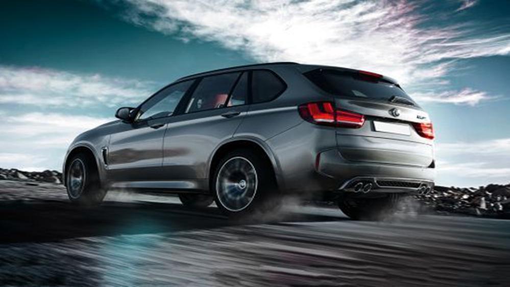 BMW X5 M 2019 Exterior 002