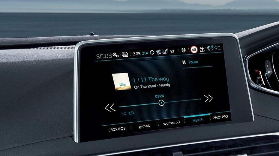 Peugeot 3008 2019 Interior 053