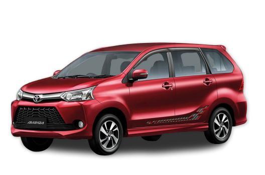 Toyota Avanza 1.3E AT
