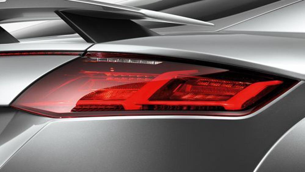 Audi TT Coupe 2019 Exterior 009