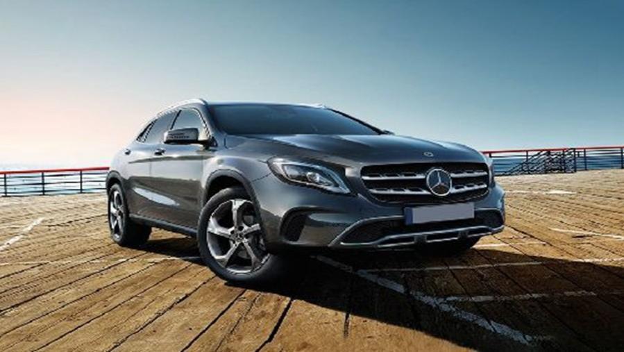 Mercedes-Benz GLA-Class 2019 Exterior 010