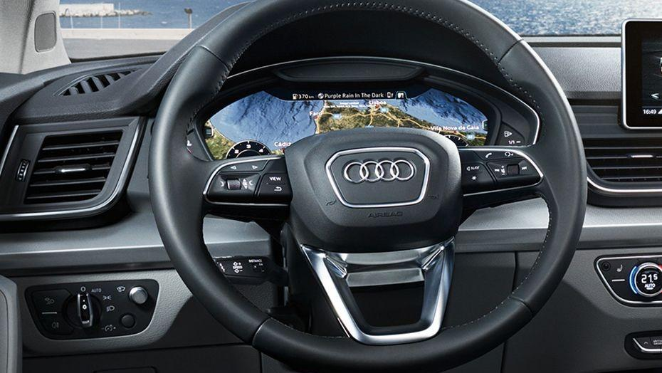Audi Q5 2019 Interior 004