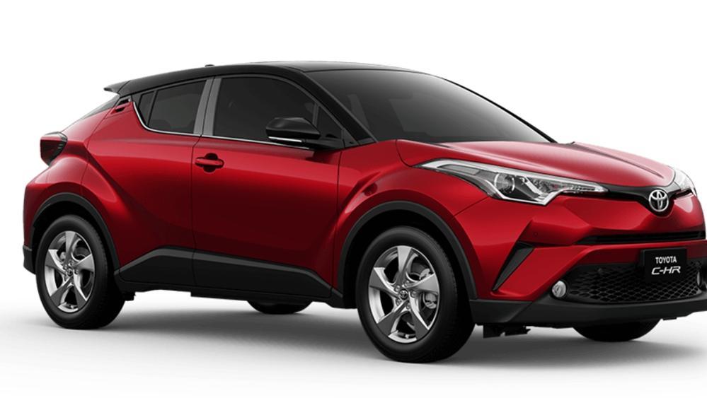 Toyota CHR 2019 Exterior 009