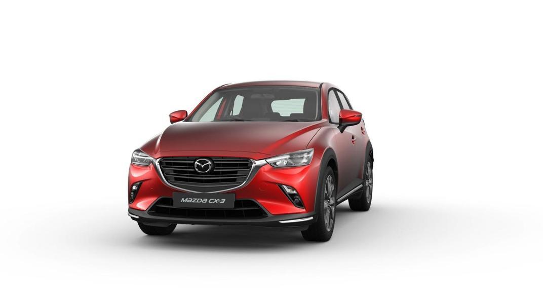 Mazda CX 3 2019 Exterior 008