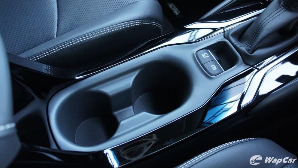 Toyota Corolla Altis 2019 Interior 024