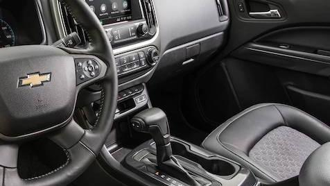 Chevrolet Colorado 2019 Interior 004