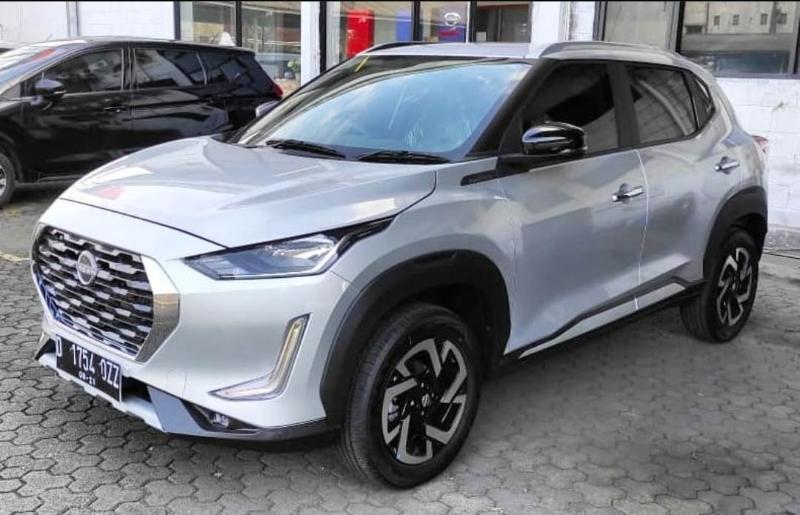 Nissan Magnite Upper CVT 2021 -1