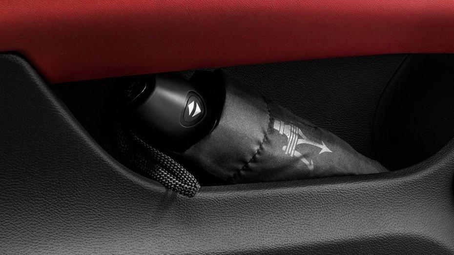 Maserati Quattroporte 2019 Interior 019