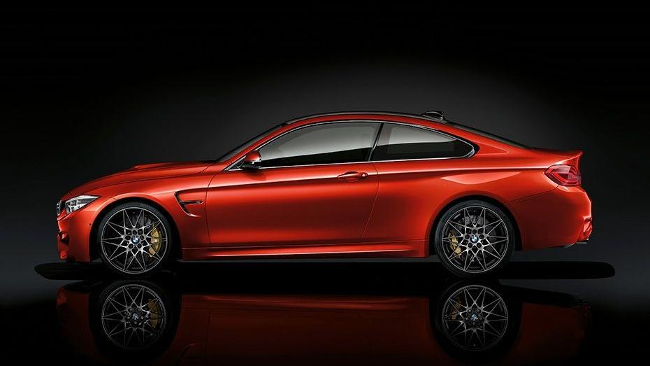 BMW M4 Coupe 2019 Exterior 006