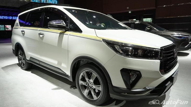 Ludes dalam 1 Jam, Toyota Kijang Innova Limited Edition Edisi 50 Tahun Tak Akan Ditawarkan Lagi 02