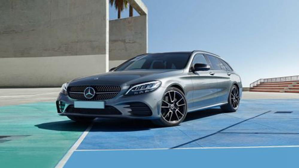 Mercedes-Benz C-Class Estate 2019 Exterior 001
