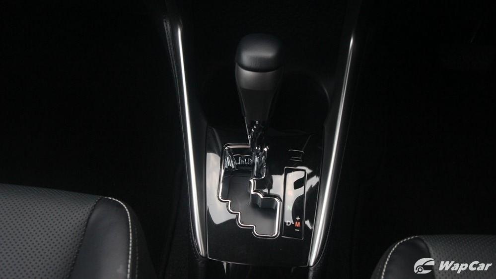 Toyota Vios 2019 Interior 045