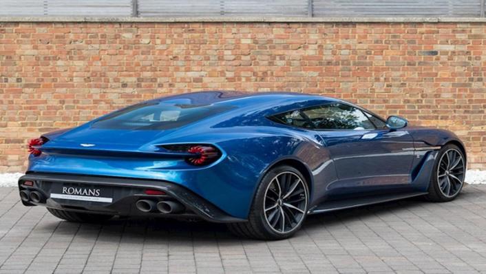 Aston Martin Vanquish 2019 Exterior 010