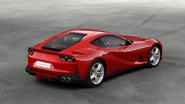 Ferrari 812 Superfast 2019 Exterior 004