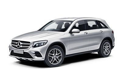 Mercedes-Benz GLC-Class 300 Coupe 4MATIC AMG Line