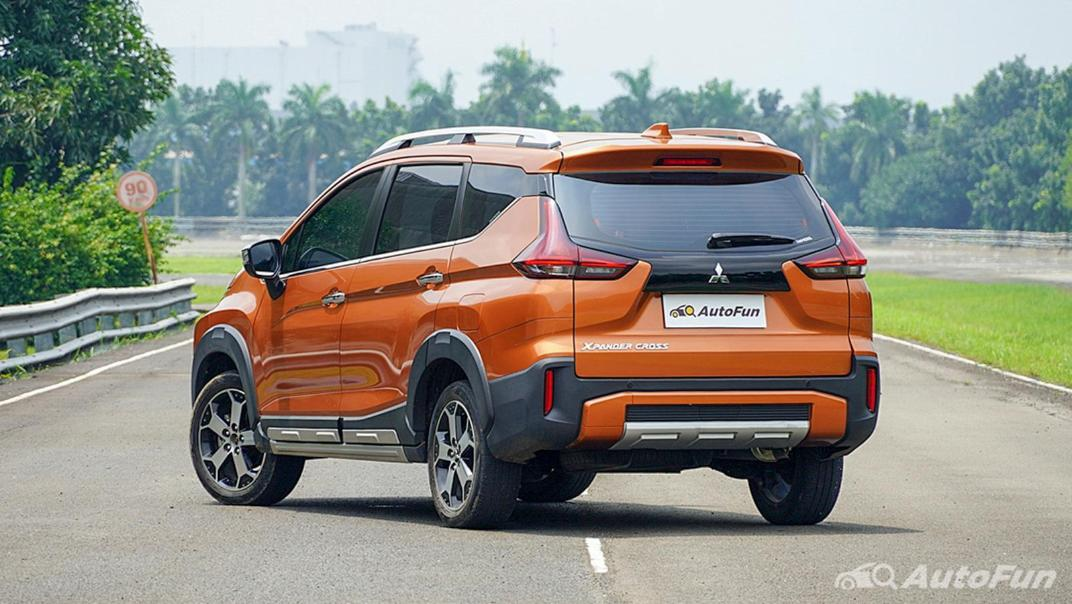 Mitsubishi Xpander Cross 2020 Premium Package AT Exterior 007