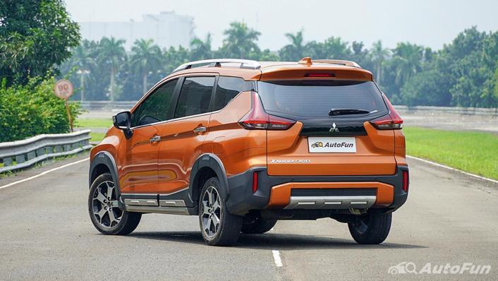 Mitsubishi Xpander Cross 2020 Premium Package AT Exterior 007