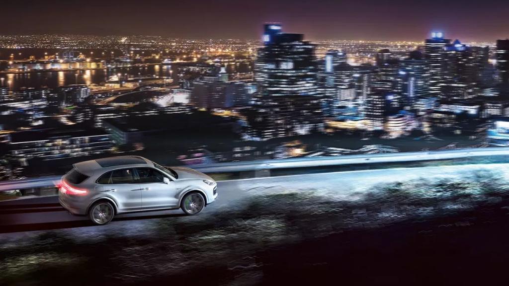 Porsche Cayenne 2019 Exterior 028