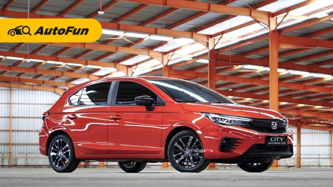 Tren SUV Makin Diminati, Apakah Honda City Hatchback 2021 Mampu Menggoyang Penjualan Toyota Rush? 01