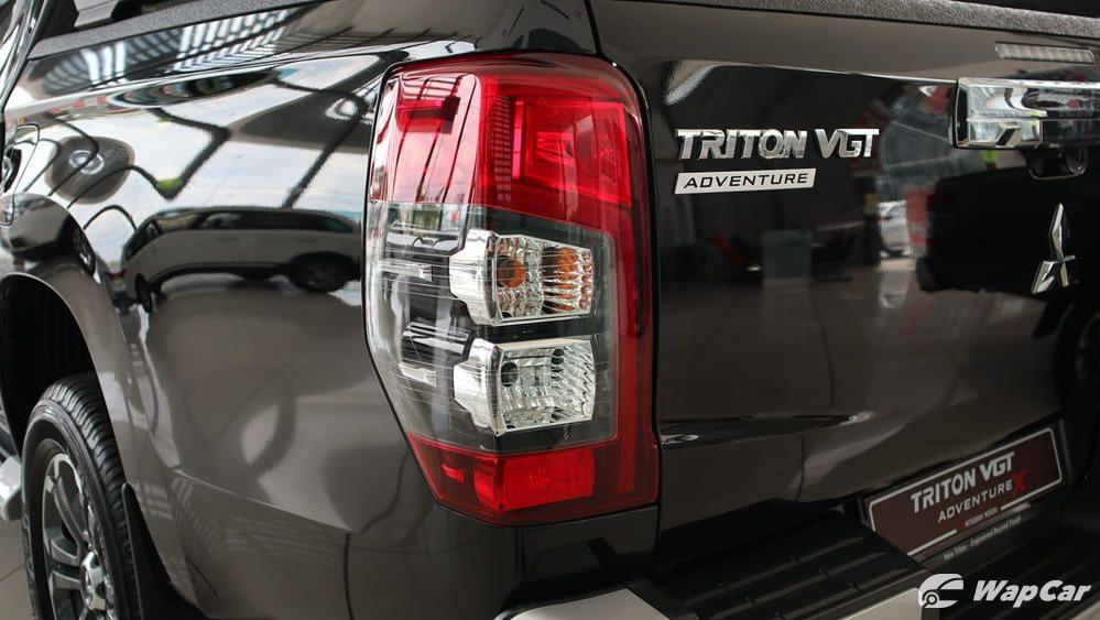 Mitsubishi Triton 2019 Exterior 025