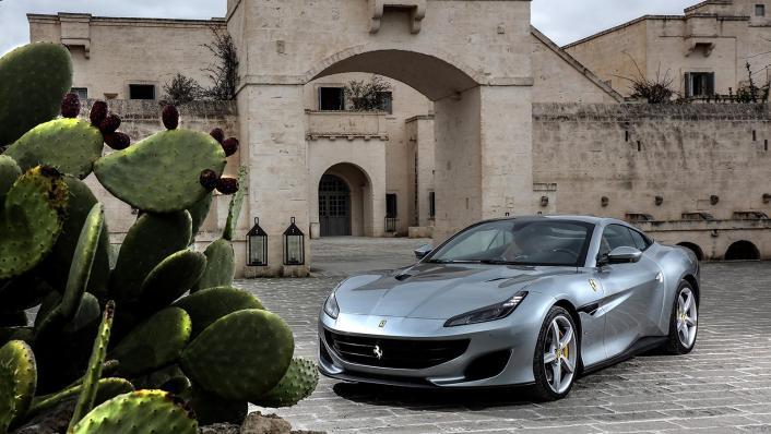 Ferrari Portofino 2019 Exterior 009