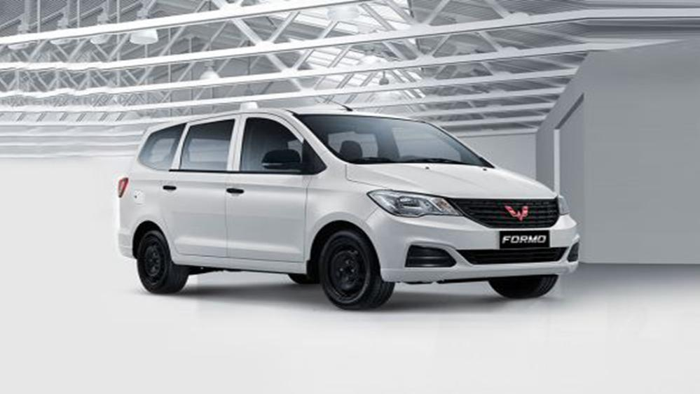 Wuling Formo 2019 Exterior 006