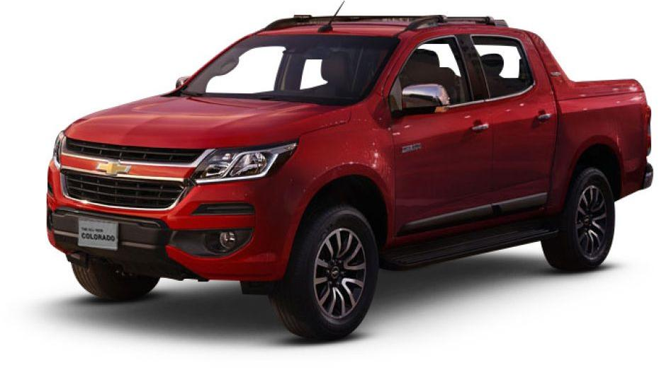 Chevrolet Colorado 2019 Others 016