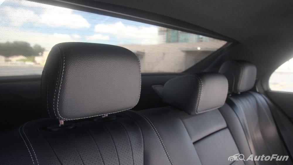 Mercedes-Benz E-Class 2019 Interior 160