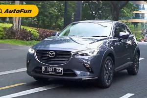 Makin Murah, Mazda CX-3 SPORT Kini Dapatkan Mesin 1.5 Liter, Harga Rp339,9 Juta!