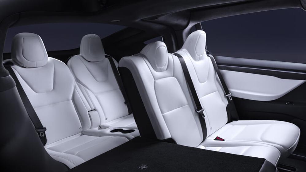 Tesla Model X 2019 Interior 007