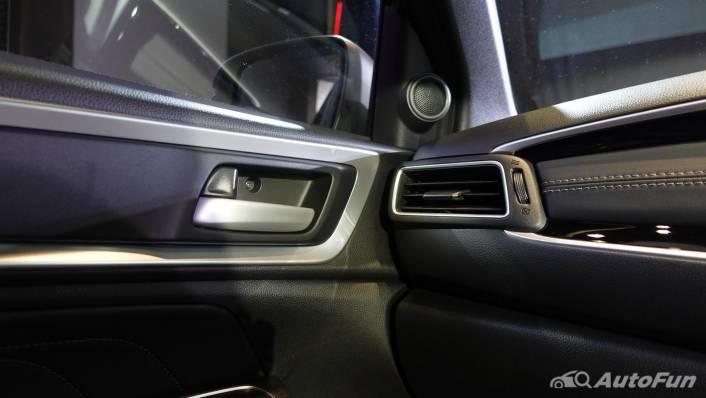 2022 Honda BR-V Interior 009