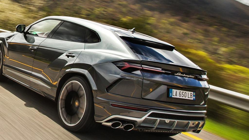 Lamborghini Urus 2019 Exterior 011
