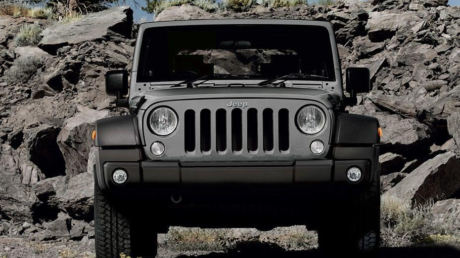 Jeep Wrangler Unlimited 2019 Exterior 001