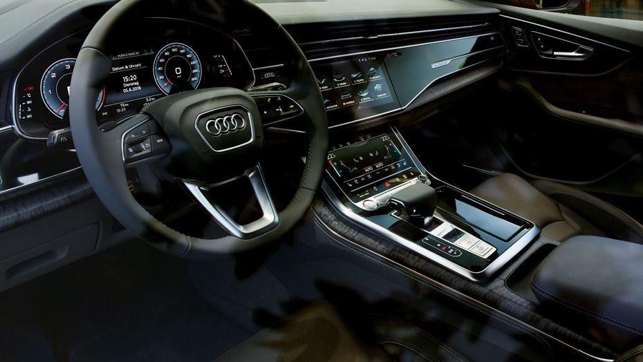 Audi Q8 2019 Interior 002