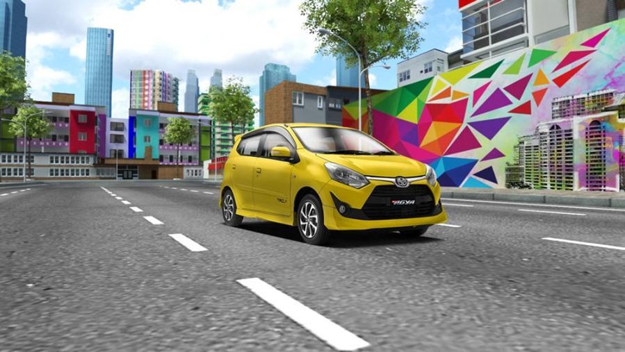Toyota Agya 2019 Exterior 015