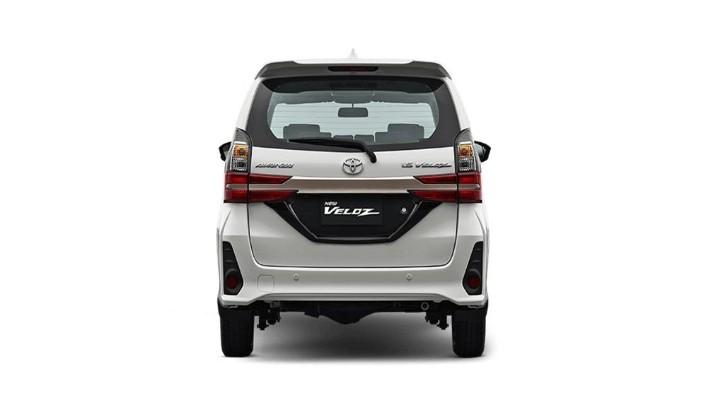 Toyota Avanza Veloz 2019 Exterior 005