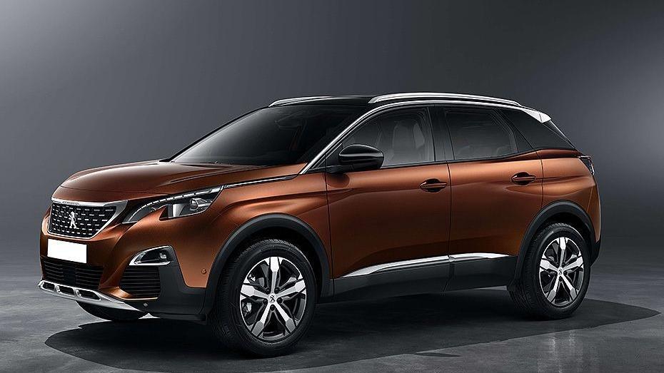 Peugeot 3008 2019 Exterior 028