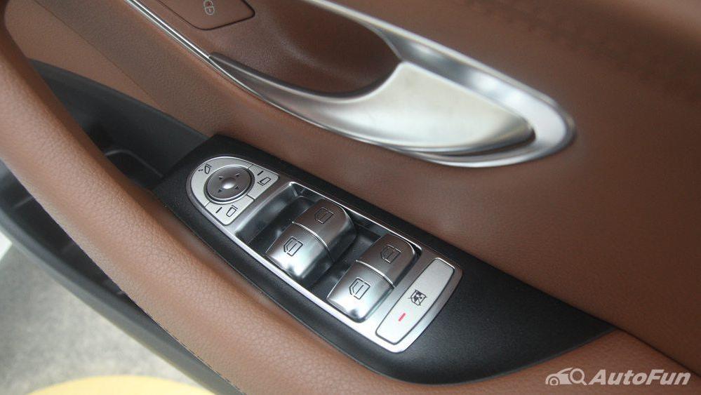 Mercedes-Benz E-Class 2019 Interior 097