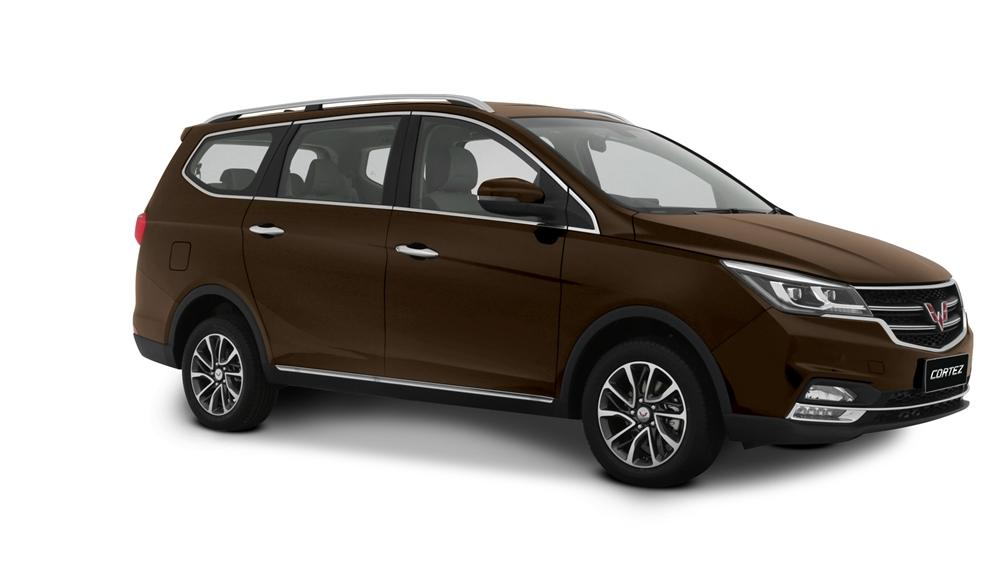 Wuling Cortez 2019 Exterior 007