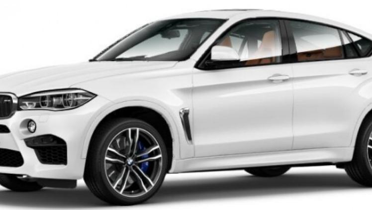 BMW X6 M 2019 Others 001