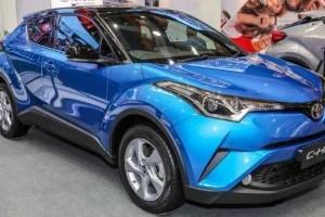 Menang Spesifikasi, Toyota C-HR Kalah Pamor dari Honda HR-V