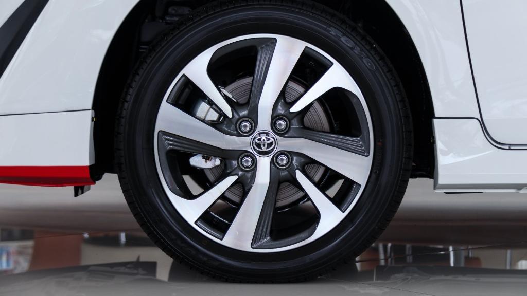 Toyota Vios 2019 Exterior 027